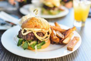 Jackpot Grill & Bar gör bra hamburgare